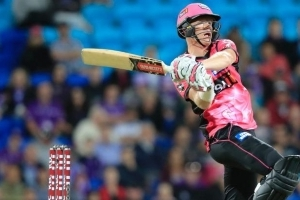 BBL: Sydney Sixers lose thriller to Hobart Hurricanes despite Sam Billings' big-hitting rescue act