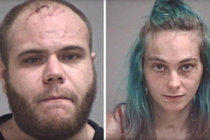 Feds join manhunt for couple after girl, 4, found dead with