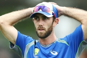 Glenn Maxwell wants to be back for 2019 World Cup