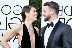 Justin Timberlake Marvels Over 'Hot Wife' Jessica Biel Ahead of Golden Globes