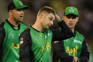 Luke Wright expected to join Kevin Pietersen in leaving Melbourne Stars
