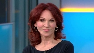 Marilu Henner with collar shirt: Marilu Henner's tips to keep your New Year's resolutions