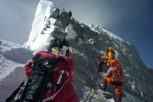 New rules ban solo climbers from trying to scale Mount Everest
