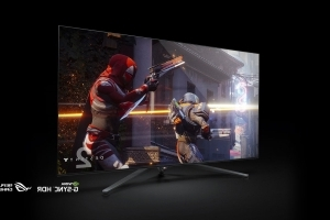 Nvidia is creating 65-inch 4K HDR gaming displays with 120Hz G-Sync
