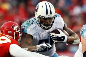 Titans to start RB Derrick Henry vs. Patriots; DeMarco Murray 'day to day'