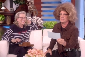 Meryl Streep and Tom Hanks impersonate each other's iconic roles in hilarious video