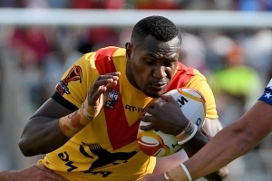 Papua New Guinea rugby league player Kato Ottio dies at 24 after falling ill at training