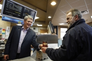 The hypocrisy of a Tim Hortons: a business built on coffee breaks