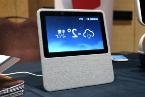 The Little Fish VS1 is a smart speaker powered by China's Alexa