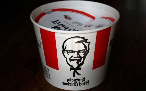 Food: Man's KFC chicken bucket hack goes viral - PressFrom - US