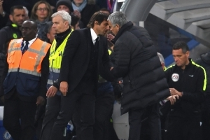 Conte: Jose feud is personal