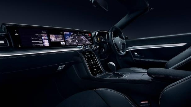 Cars: Harman's Dashboard Of The Future Is Essentially One