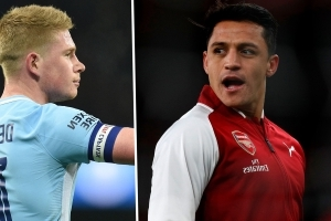 Has Kevin De Bruyne dropped a major Alexis Sanchez transfer hint?