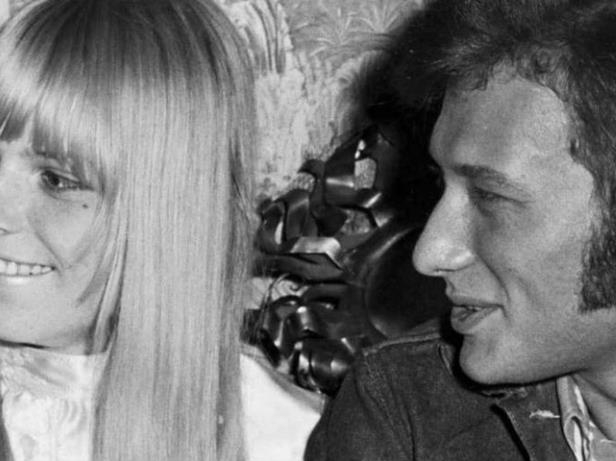 Johnny Hallyday et France Gall: La photo de France Gall et Johnny Hallyday qui émeut les internautes