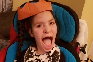 Appeal to find disabled girl's talking aid goes viral