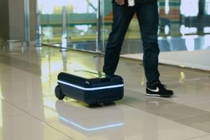 Forget the self-driving car, meet the self-driving suitcase