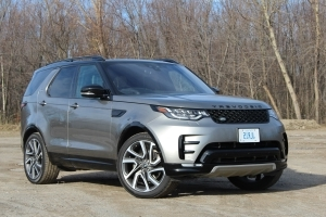 2017 Land Rover Discovery: the Heavyweight