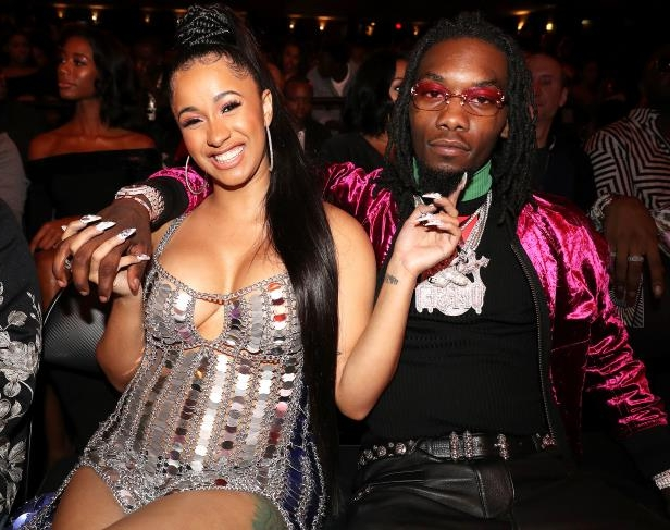Entertainment: Cardi B Responds to Rumors Fiancé Offset Cheated: 'No