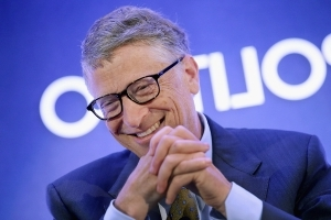 Bill Gates reveals how he decides where to spend his billions