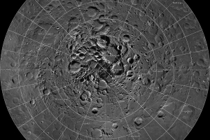 NASA Finds Lava Tubes Near Moon's North Pole That May be Passageways to Hidden Water