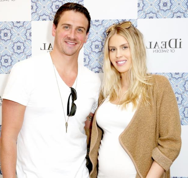 Ryan-Lochte-Marries-Kayla-Rae-Reid