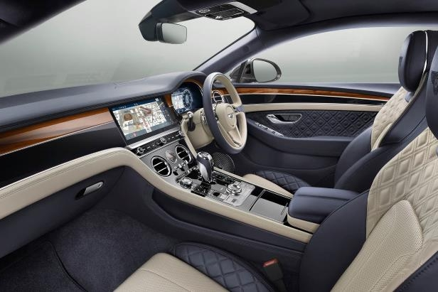 Slide 33 of 36: 2019-Bentley-Continental-GT-cabin-02.jpg