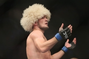 Report: UFC working toward 1st Russian event in 2018