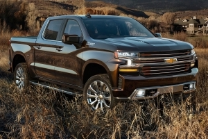 2019 Chevrolet Silverado 1500 First Look: More Models, Powertrain Choices