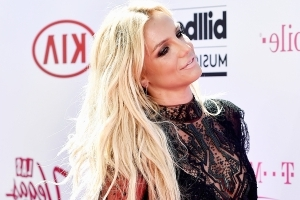Britney Spears Shares Sexy Fashion Show on Instagram