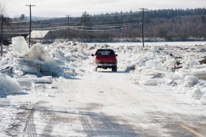 Atlantic Canada recovers from deluge