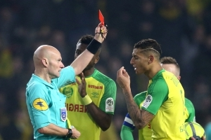 Carlos has red card overturned after being kicked by referee