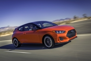 Hyundai Veloster redesigned for 2019 – but it's still quirky