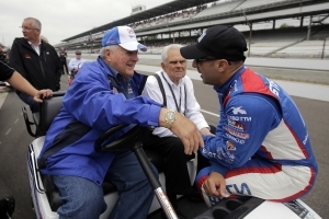 Foyt on Gurney: 'I'm really going to miss him'