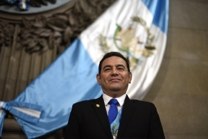 Guatemala leader 'no ally' in corruption fight: prosecutor