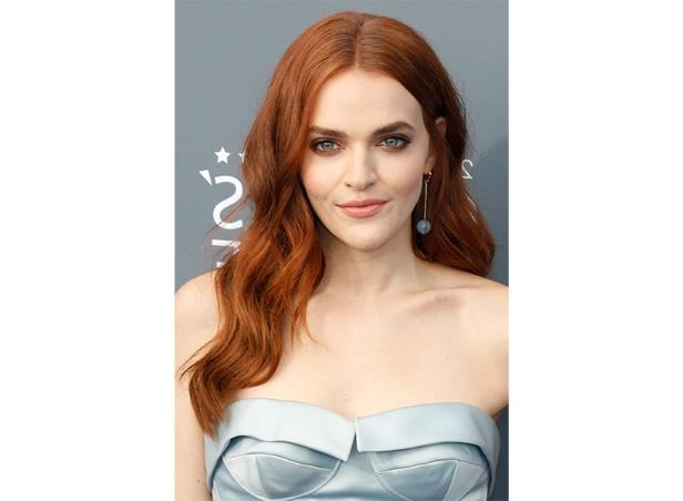 Hair trends 2018: Madeline Brewer in copper: (Photo: Getty Images)