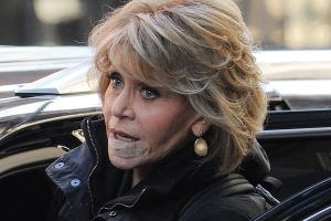 Jane Fonda has cancerous growth removed from lower lip