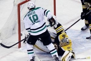 Seguin scores in OT to lead Stars to 3-2 win over Bruins