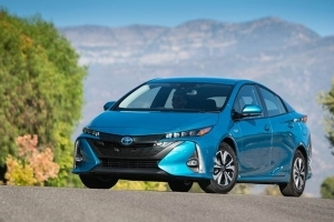 Toyota Prius Prime To Go On Sale Across Canada