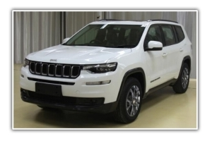 Here's China's New Seven-Seat Jeep Grand Commander Before Its Planned Launch In April