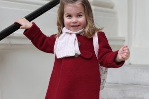 Queen Elizabeth Shares How Princess Charlotte Looks After Her Big Brother Prince George