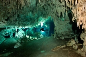 The World's Largest Underwater Cave Has Been Discovered — and May Hold Ancient Mayan Secrets