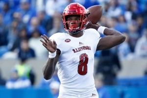 Lamar Jackson: Talk of moving to wide receiver 'annoying'
