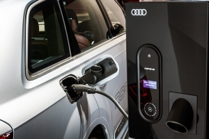 Audi smart home battery grid creates a 'virtual power plant'