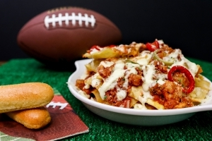 Olive Garden Loaded Pasta Chips Are Coming to the Menu, Just In Time For the Super Bowl