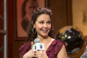 Ashley Judd Says She Was Asked to Take Her Shirt Off During Her Screen Test