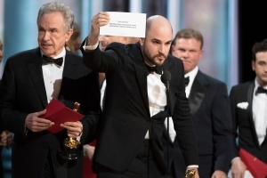 Oscars 2018: Envelope procedures tighten after last year's Best Picture mishap