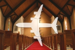 The Surprising Reason Most U.S. Airports Have Chapels