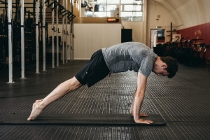 This subtle change could make your plank twice as effective in half the time