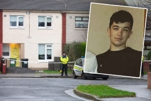 Youth arrested in connection with fatal stabbing of Reece Cullen (16)