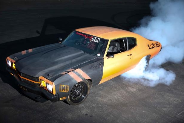 Classics: Backyard Built, This 1970 Chevelle was Made to be